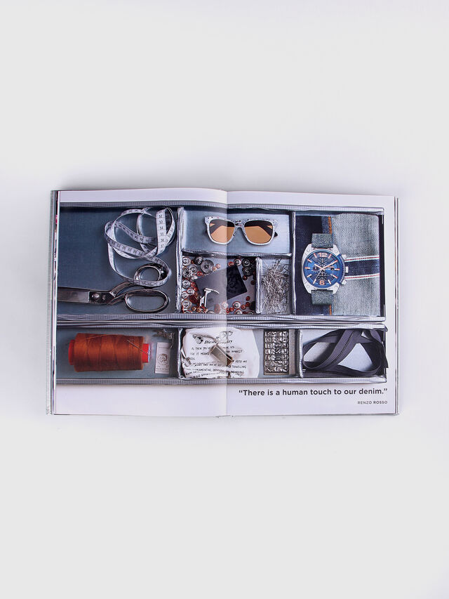 Diesel - Radical Renaissance 55+5 (signed by RR), Grigio - Altri Accessori - Image 7
