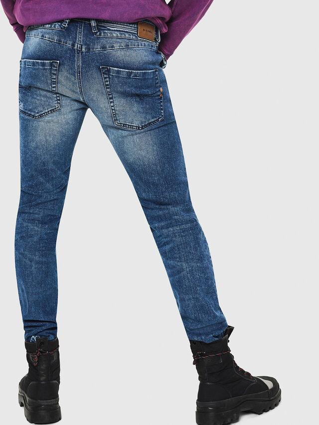 Diesel - Belther 081AQ, Blu medio - Jeans - Image 2
