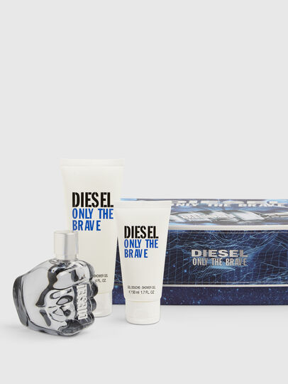 Diesel - ONLY THE BRAVE 75ML GIFT SET, Blu - Only The Brave - Image 1