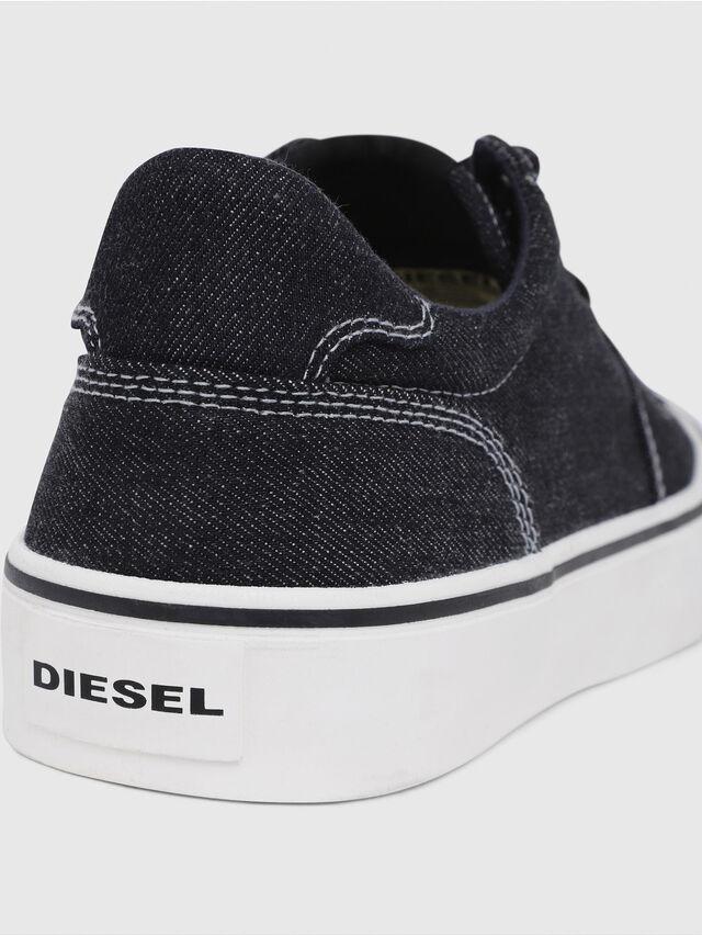 Diesel - S-FLIP LOW, Blu Jeans - Sneakers - Image 4