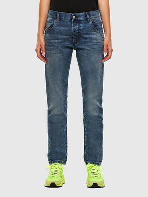 Krailey JoggJeans 069NZ, Blu medio - Jeans