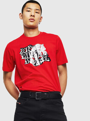 T-JUST-J20, Rosso - T-Shirts