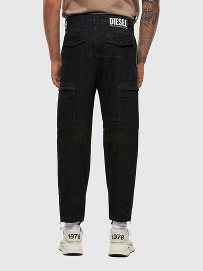 Diesel - D-Luks 009IB, Blu Scuro - Jeans - Image 2