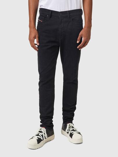 Diesel - D-Amny JoggJeans® Z9A29, Nero/Grigio scuro - Jeans - Image 1