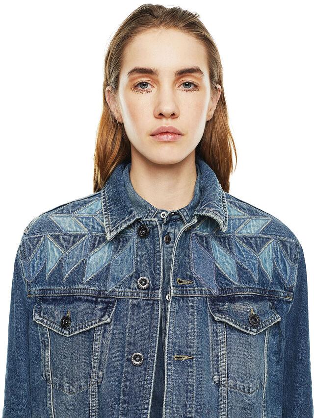 Diesel - WONDERY, Blu Jeans - Giacche - Image 3