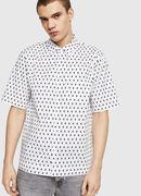 S-FRY-SKULL, Bianco - Camicie