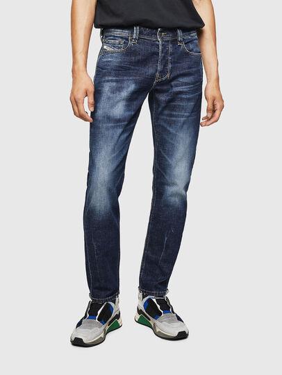 Diesel - Larkee-Beex 083AU, Blu Scuro - Jeans - Image 1