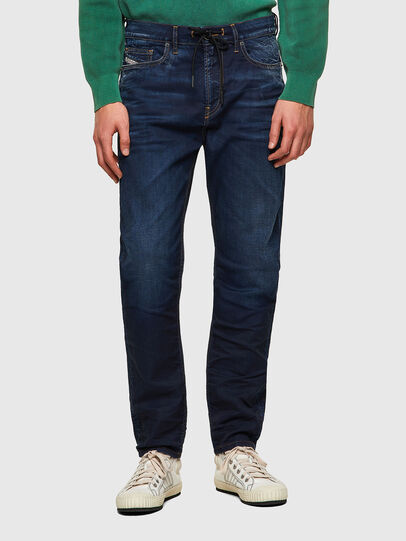 Diesel - D-VIDER JoggJeans® 069WS, Blu Scuro - Jeans - Image 1