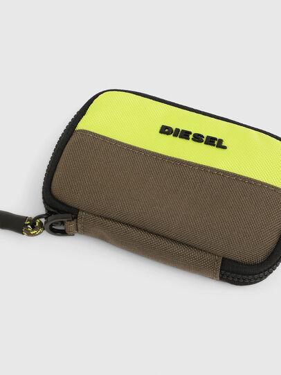 Diesel - LARIO, Verde - Portafogli Con Zip - Image 3