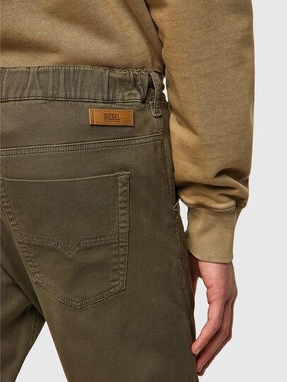 Diesel - Krooley JoggJeans® 0670M, Verde Scuro - Jeans - Image 3