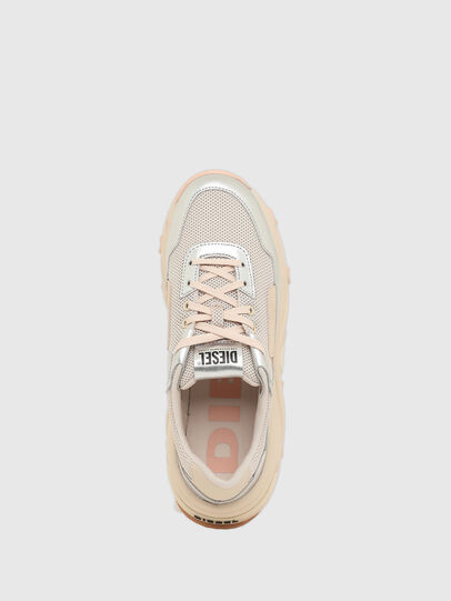 Diesel - S-HERBY LC, Cipria - Sneakers - Image 6