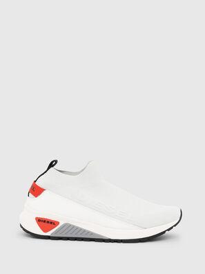 S-KB SOCK QB, Bianco/Grigio - Sneakers