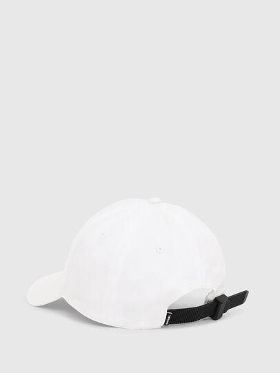 Diesel - CIMAXI, Bianco - Cappelli - Image 2