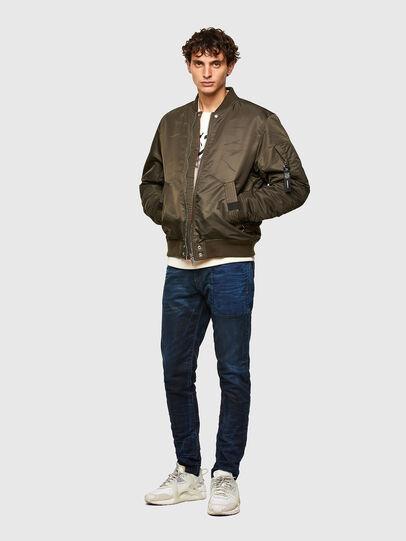 Diesel - D-Strukt JoggJeans® 069TY, Blu Scuro - Jeans - Image 6