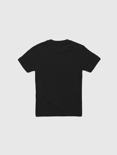 Diesel - TSKELE-TSE, Nero - T-shirts e Tops - Image 2