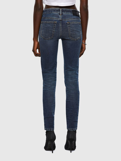 Diesel - D-Ollies JoggJeans® 069WY, Blu Scuro - Jeans - Image 2