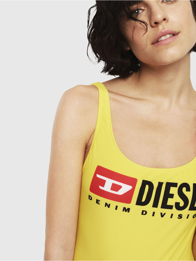 Diesel - BFSW-FLAMNEW, Giallo - Costumi - Image 3