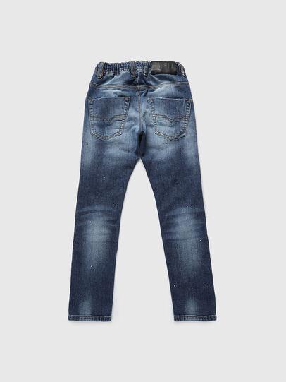 Diesel - KROOLEY-NE-J, Blu medio - Jeans - Image 2