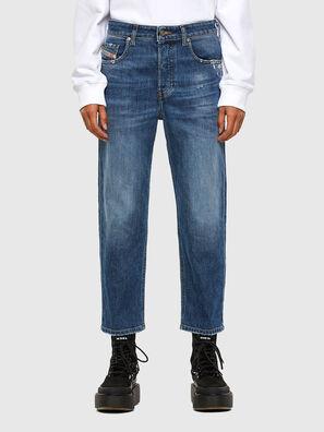 Aryel 009CZ, Blu medio - Jeans