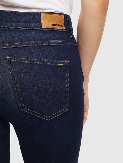 Diesel - Sandy 0095Y, Blu Scuro - Jeans - Image 4
