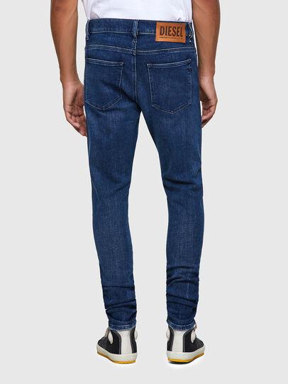 Diesel - D-Istort 009ZX, Blu Scuro - Jeans - Image 2