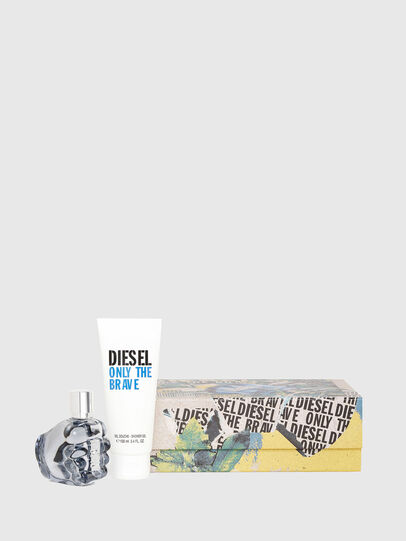 Diesel - ONLY THE BRAVE 50 ML GIFT SET, Bianco - Only The Brave - Image 1