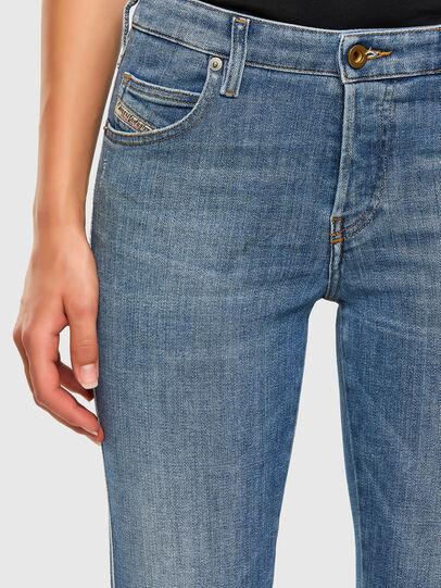 Diesel - Babhila 086AP, Blu medio - Jeans - Image 3