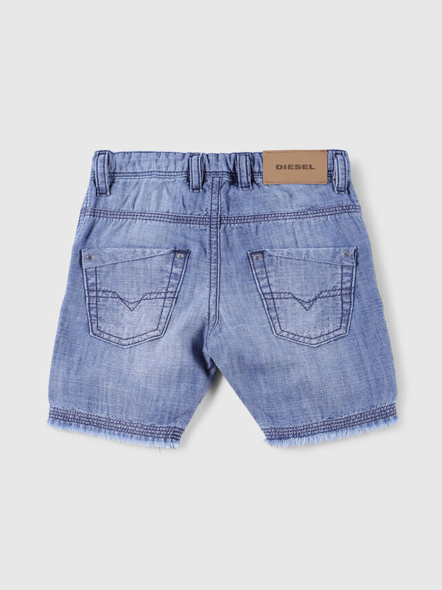 Diesel - PROOLYB-A-N, Blu Jeans - Shorts - Image 2