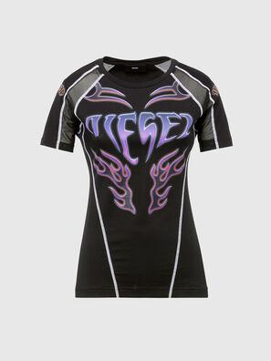 T-TAJO, Nero - T-Shirts