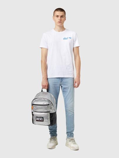 Diesel - T-DIEGOS-B5, Bianco - T-Shirts - Image 4