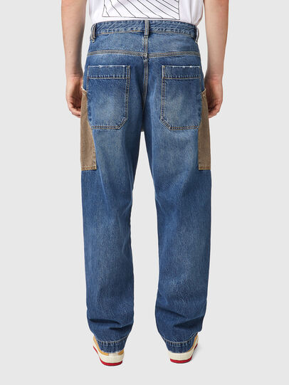 Diesel - D-Franky 0GCAY, Blu medio - Jeans - Image 2