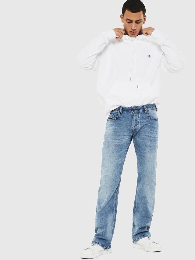 Diesel - Zatiny C81AL, Blu Chiaro - Jeans - Image 4