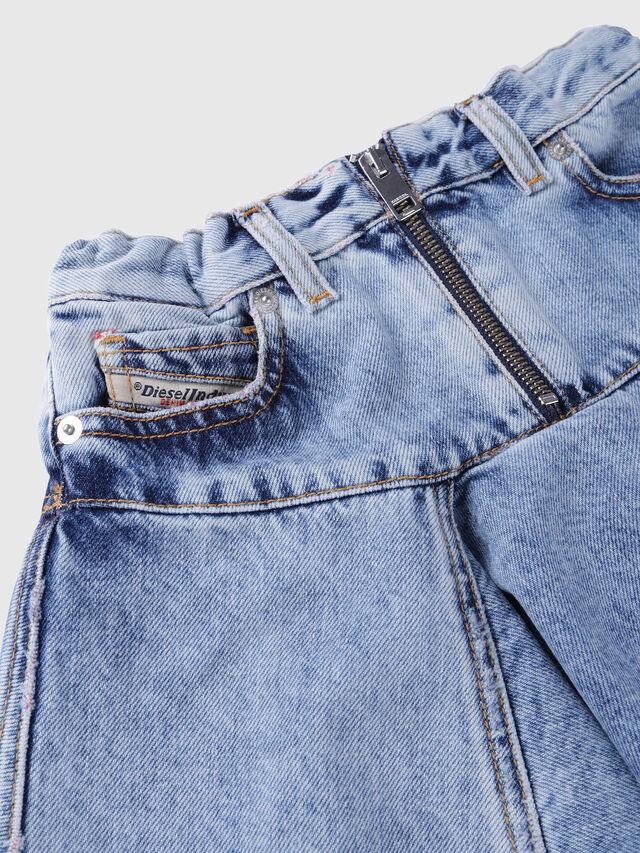 Diesel - GRINSKIRT, Blu Jeans - Gonne - Image 3
