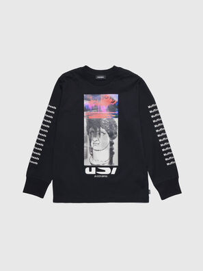 TLARGEX, Nero - T-shirts e Tops