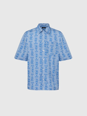 S-ROHAD-C, Blu Chiaro - Camicie