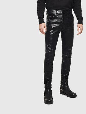 D-Istort 0094S, Nero/Grigio scuro - Jeans