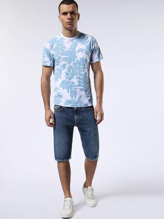 THASHORT, Blu Jeans