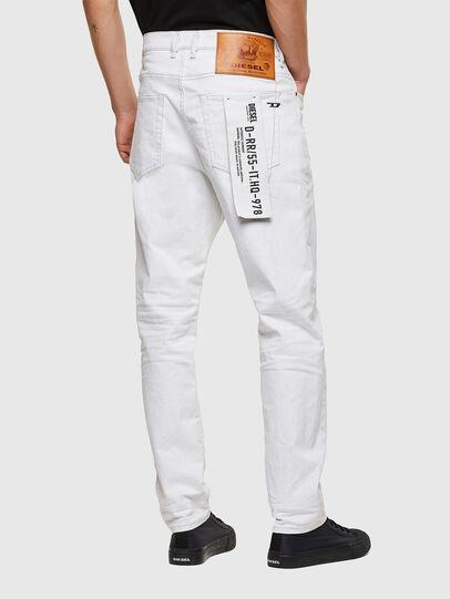 Diesel - D-Vider 003AF, Bianco - Jeans - Image 2