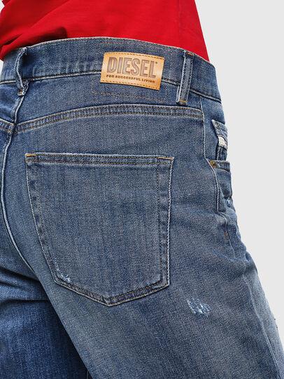 Diesel - Aryel 0890X, Blu medio - Jeans - Image 4