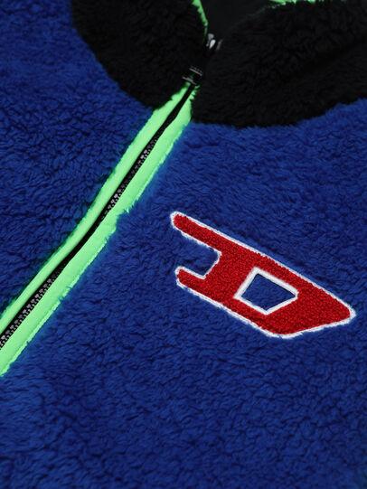 Diesel - SELBY OVER, Blu/Verde - Felpe - Image 3
