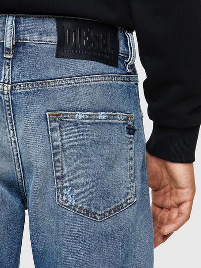 Diesel - D-Strukt Z9A19, Blu Chiaro - Jeans - Image 3