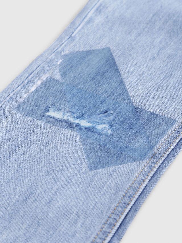Diesel - WAYKEE-J-N, Blu Chiaro - Jeans - Image 3