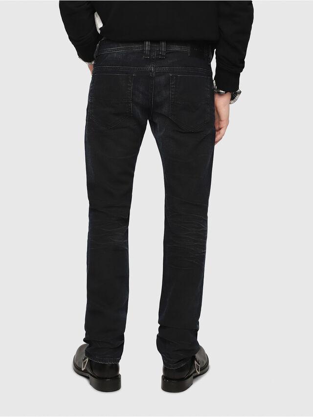 Diesel - Safado C87AU, Blu Scuro - Jeans - Image 2
