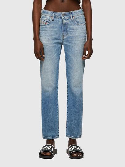 Diesel - D-Joy 09A07, Blu Chiaro - Jeans - Image 1