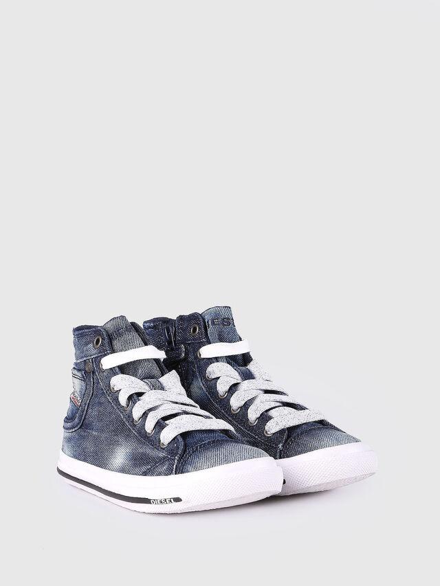Diesel - SN MID 20 EXPOSURE Y, Blu Jeans - Scarpe - Image 2