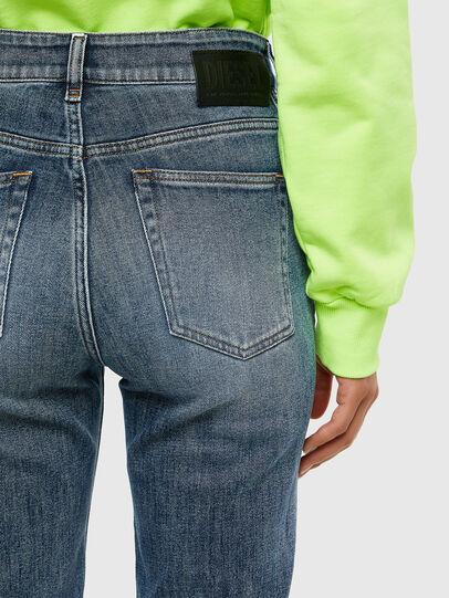 Diesel - D-Earlie 0098W, Blu medio - Jeans - Image 4
