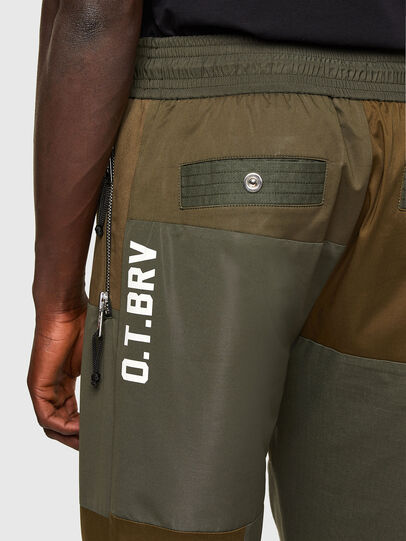 Diesel - P-HOR, Verde Militare - Pantaloni - Image 3