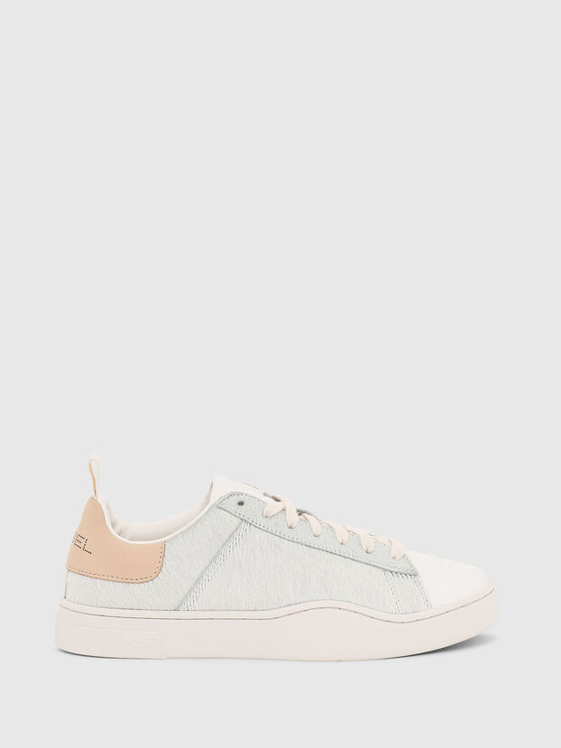 S-CLEVER LOW LACE W, Bianco - Sneakers