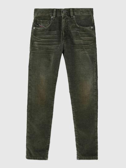 Diesel - D-STRUKT-J, Verde Scuro - Jeans - Image 1