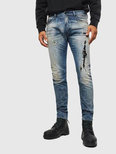 Diesel - Tepphar 0097M, Blu Chiaro - Jeans - Image 1
